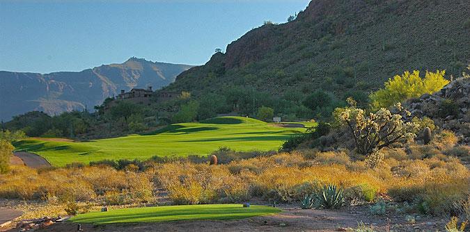 Arizona Golf Review Dinosaur Mountain Golf Club
