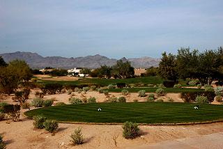 Arizona Golf Course Review Tonto Verde Golf Club Ranch