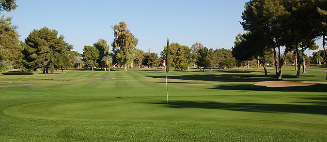 Wigwam Resort Red Course 66